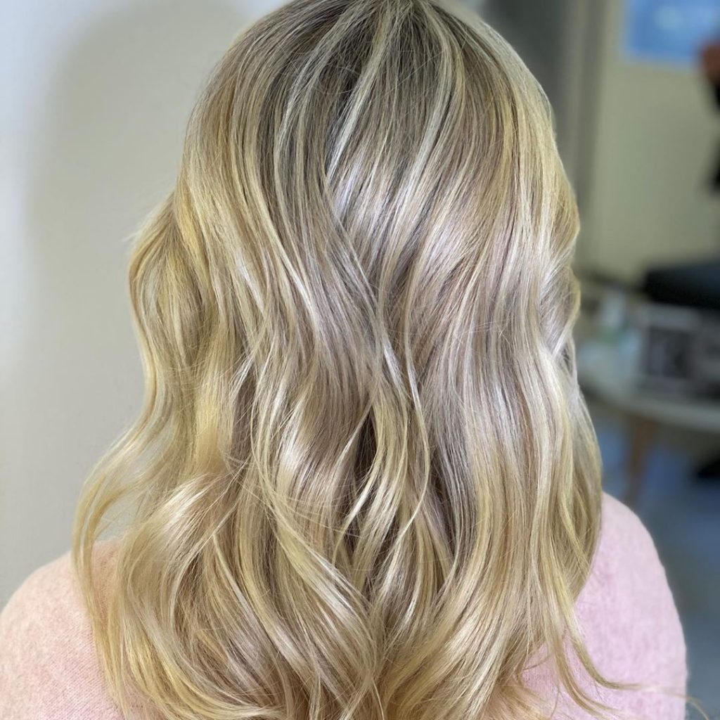 80 Best Blonde Hair Highlights Ideas For You 69