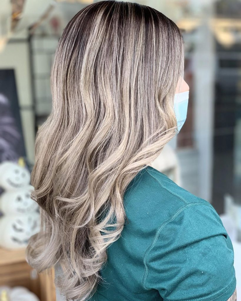 80 Best Blonde Hair Highlights Ideas For You 70