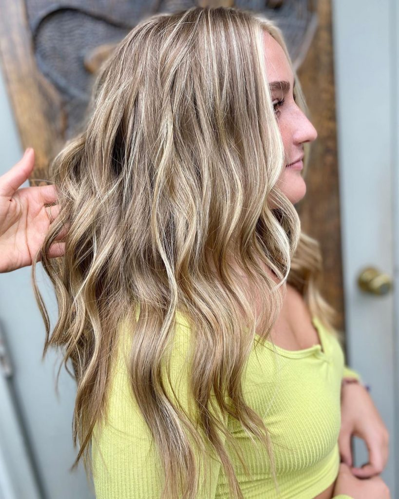 80 Best Blonde Hair Highlights Ideas For You 72