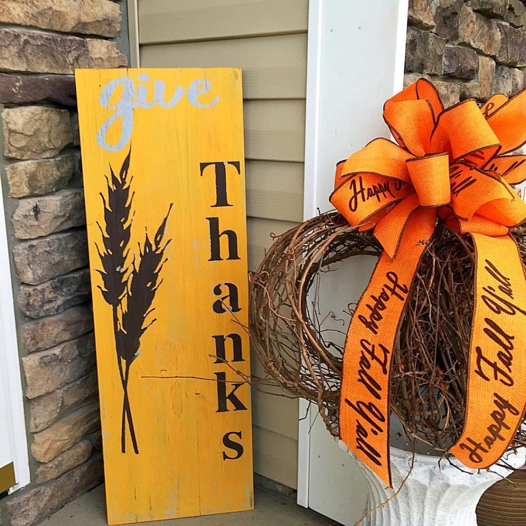 80 Creative Fall Decoration Ideas With Pumpkins You Will Totally Love 1