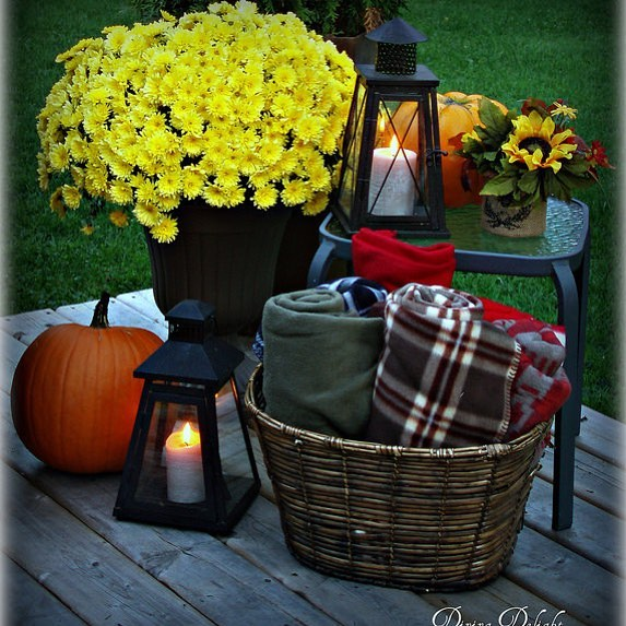 80+ Creative Fall Decoration Ideas With Pumpkins You Will Totally Love (21)