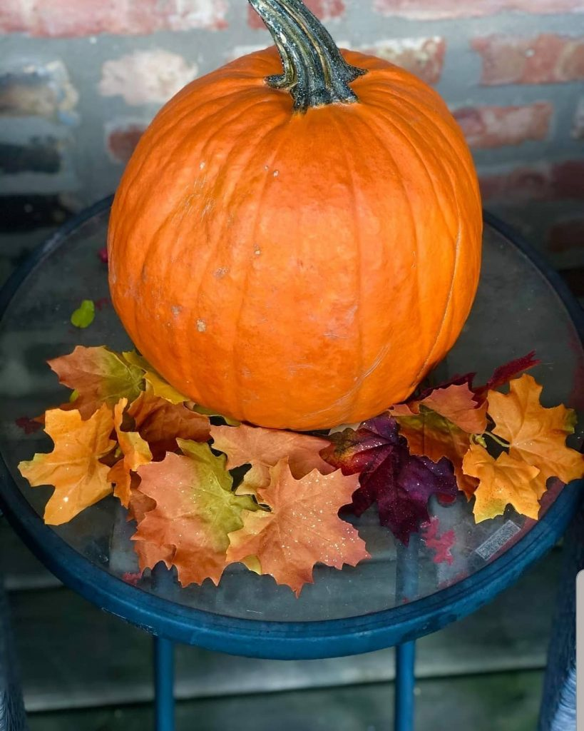 80+ Creative Fall Decoration Ideas With Pumpkins You Will Totally Love (47)