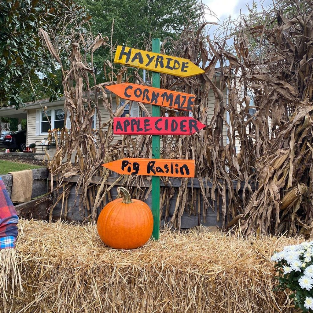80+ Creative Fall Decoration Ideas With Pumpkins You Will Totally Love (61)