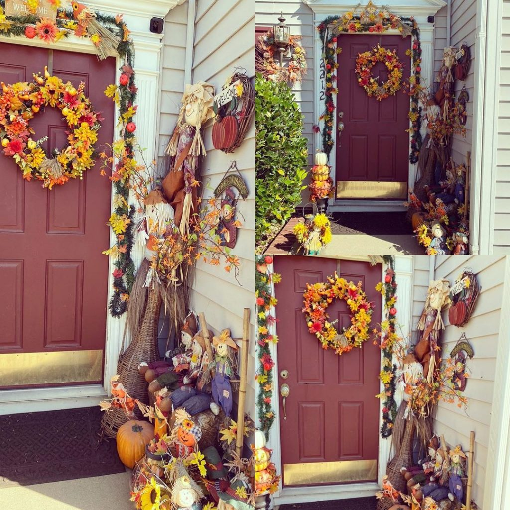 80+ Creative Fall Decoration Ideas With Pumpkins You Will Totally Love (66)