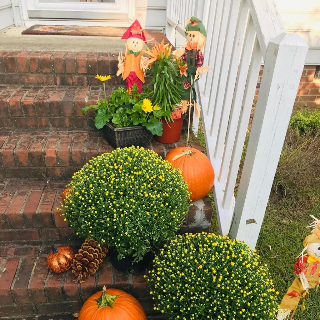 80+ Creative Fall Decoration Ideas With Pumpkins You Will Totally Love (74)