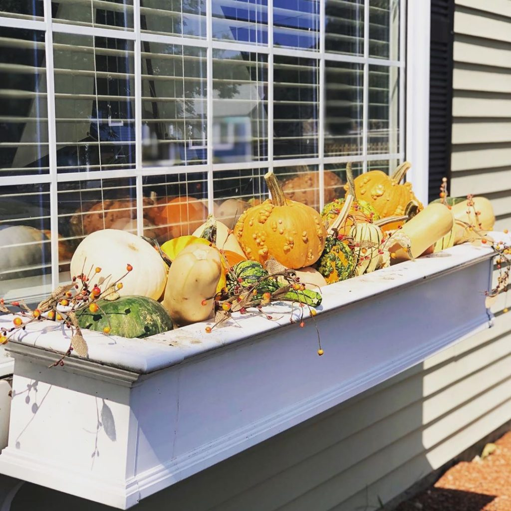80+ Creative Fall Decoration Ideas With Pumpkins You Will Totally Love (78)