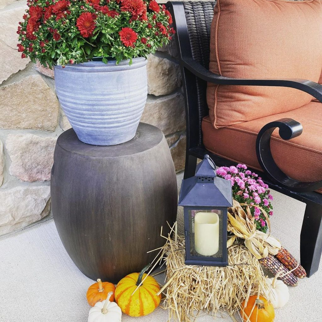 80+ Creative Fall Decoration Ideas With Pumpkins You Will Totally Love (83)