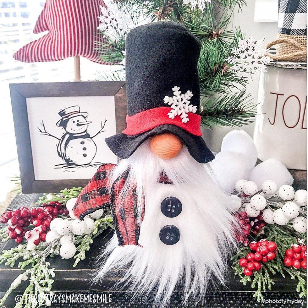100 Cozy Farmhouse Christmas Decor Ideas To Makes Your Home Feel Warm 17