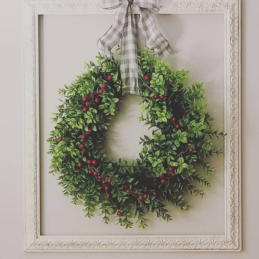 100 Cozy Farmhouse Christmas Decor Ideas To Makes Your Home Feel Warm 23