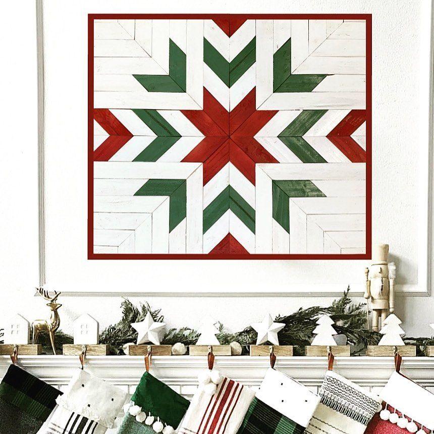 100 Cozy Farmhouse Christmas Decor Ideas To Makes Your Home Feel Warm 24