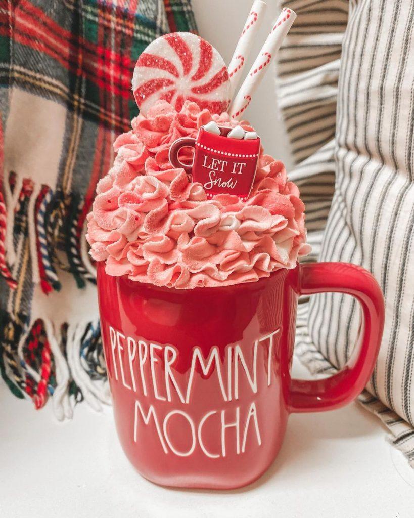 100 Cozy Farmhouse Christmas Decor Ideas To Makes Your Home Feel Warm 59