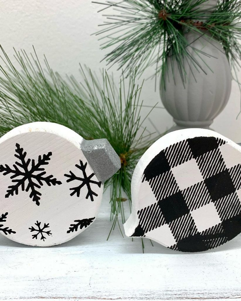 100 Cozy Farmhouse Christmas Decor Ideas To Makes Your Home Feel Warm 82