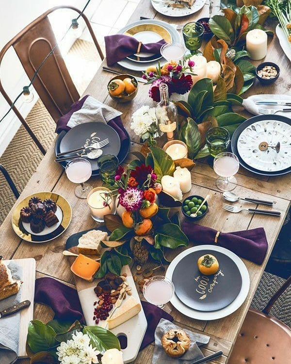 100 Thanksgiving Decoration Ideas Stylize Your Home With Fall Accents 1