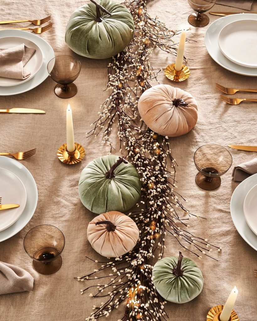 100 Thanksgiving Decoration Ideas Stylize Your Home With Fall Accents 100
