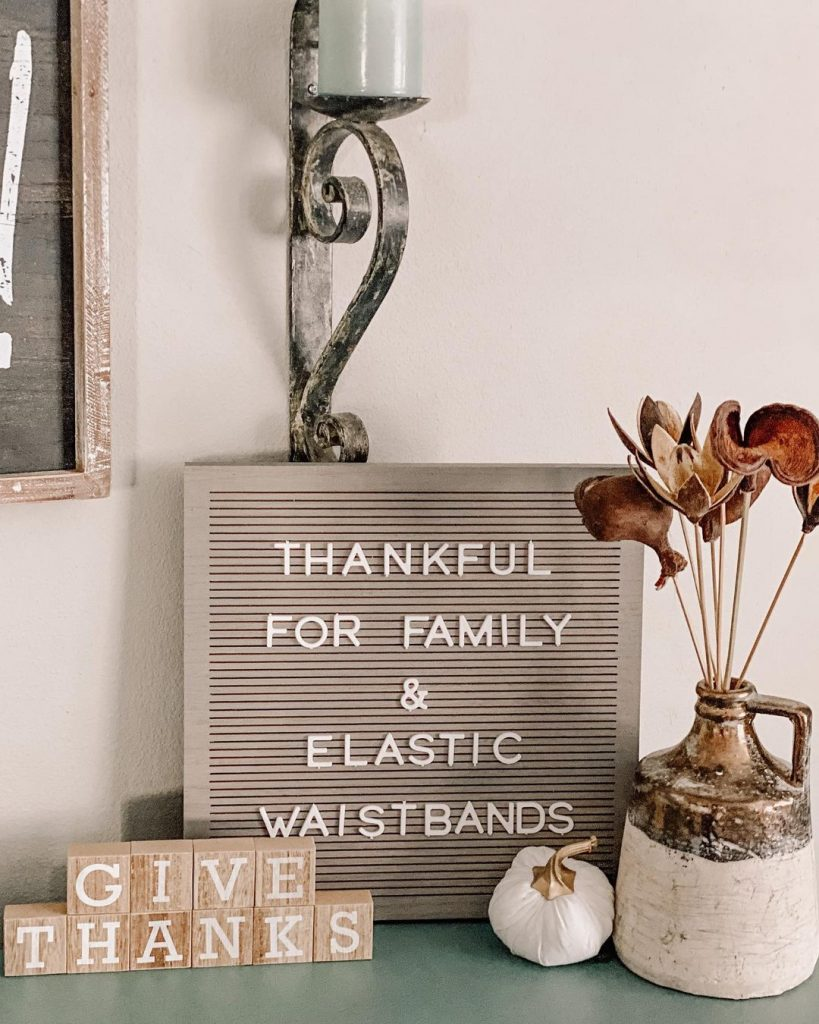 100 Thanksgiving Decoration Ideas Stylize Your Home With Fall Accents 13