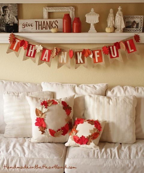100 Thanksgiving Decoration Ideas Stylize Your Home With Fall Accents 20