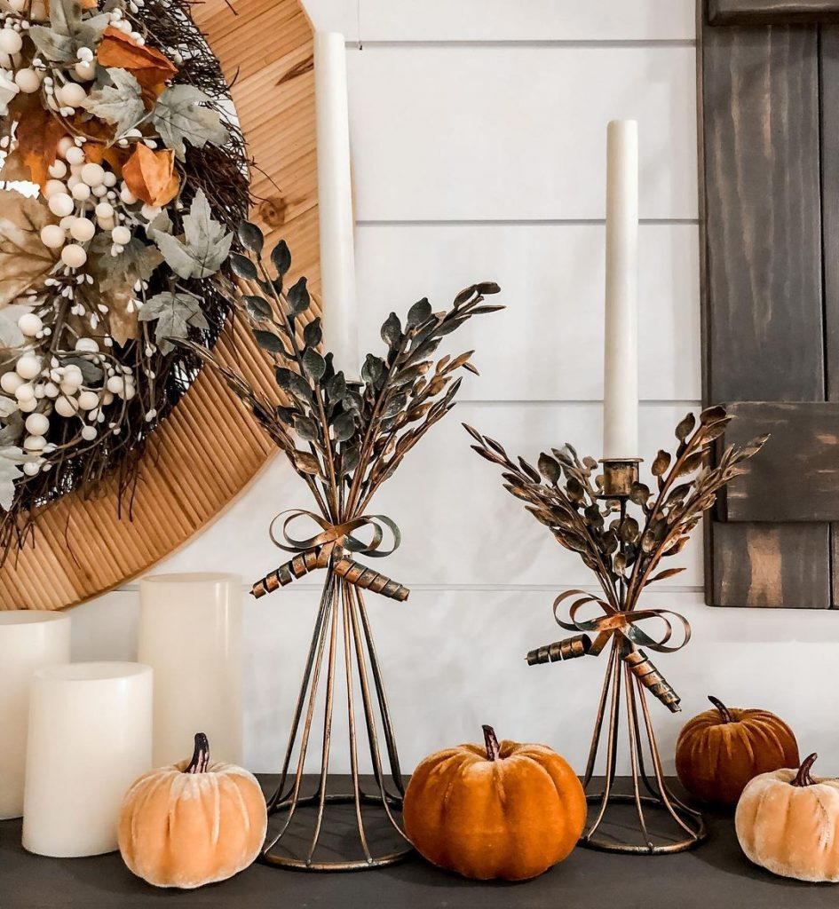 100 Thanksgiving Decoration Ideas Stylize Your Home With Fall Accents 21