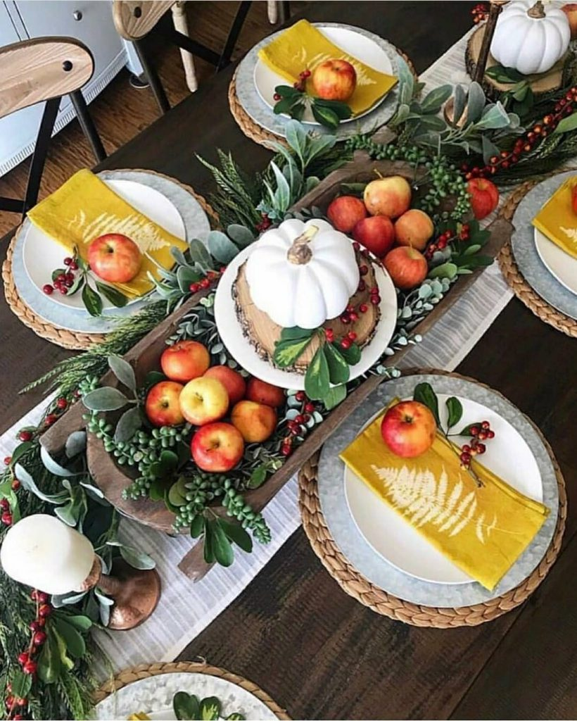 100 Thanksgiving Decoration Ideas Stylize Your Home With Fall Accents 23
