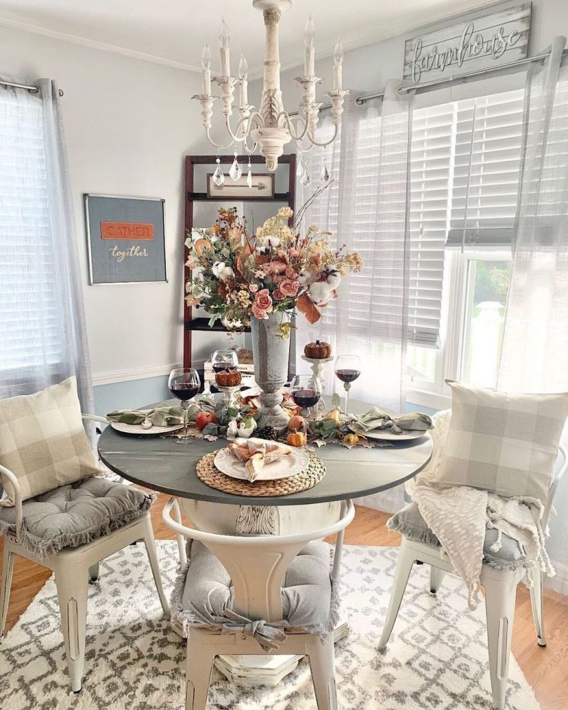 100 Thanksgiving Decoration Ideas Stylize Your Home With Fall Accents 25