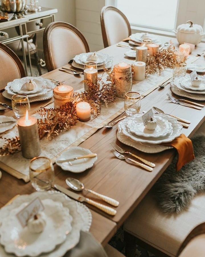 100 Thanksgiving Decoration Ideas Stylize Your Home With Fall Accents 29