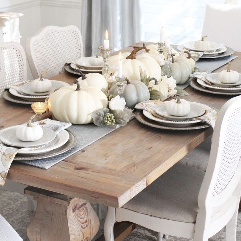 100 Thanksgiving Decoration Ideas Stylize Your Home With Fall Accents 30