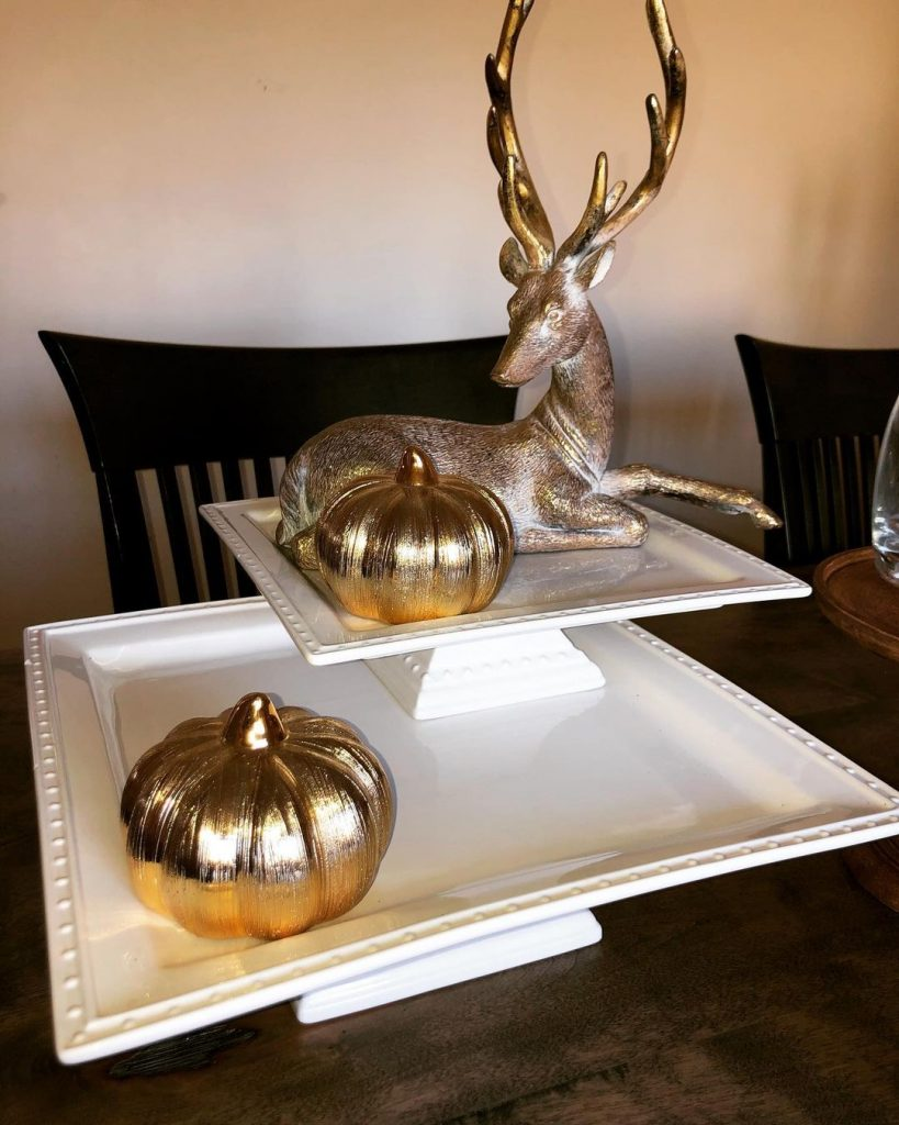 100 Thanksgiving Decoration Ideas Stylize Your Home With Fall Accents 32