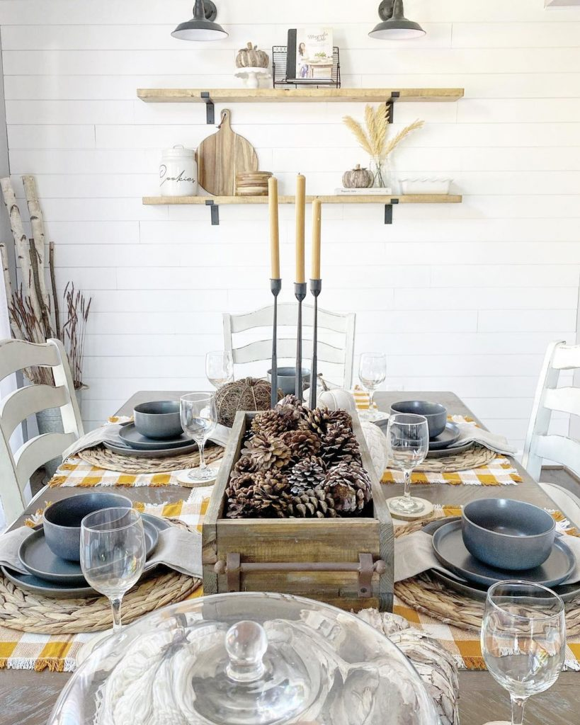 100 Thanksgiving Decoration Ideas Stylize Your Home With Fall Accents 43
