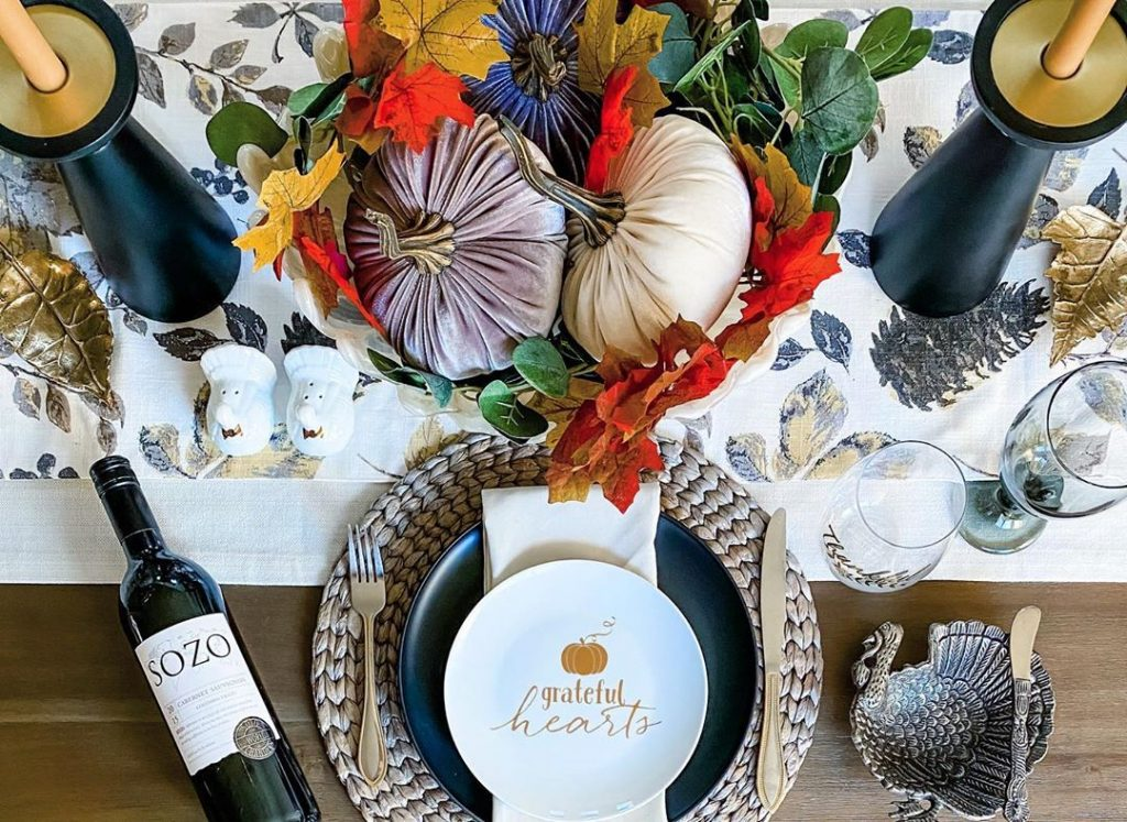 100 Thanksgiving Decoration Ideas Stylize Your Home With Fall Accents 5