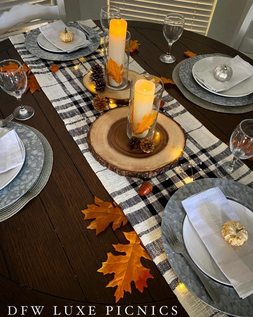 100 Thanksgiving Decoration Ideas Stylize Your Home With Fall Accents 55