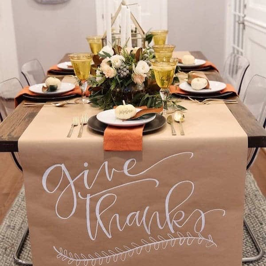 100 Thanksgiving Decoration Ideas Stylize Your Home With Fall Accents 65