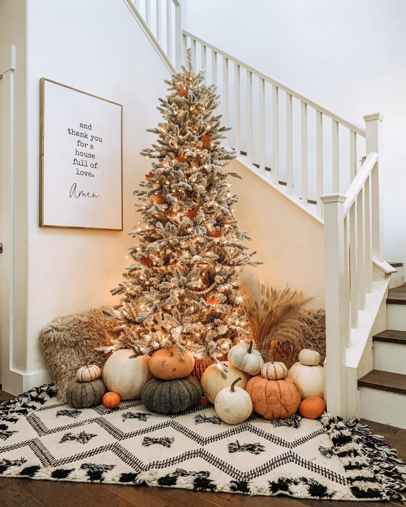 100 Thanksgiving Decoration Ideas Stylize Your Home With Fall Accents 73