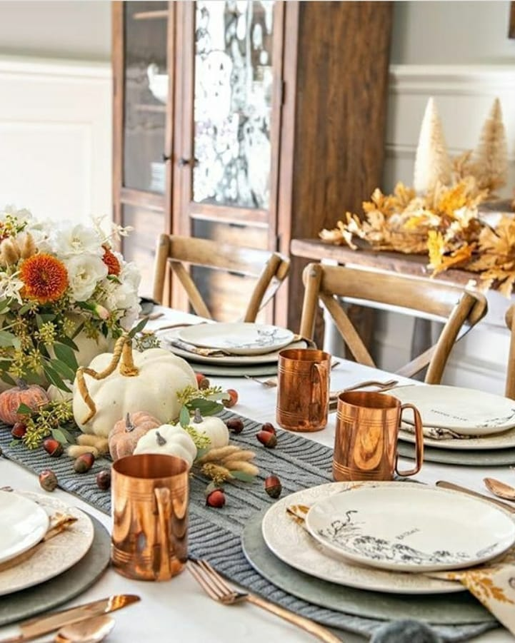 100 Thanksgiving Decoration Ideas Stylize Your Home With Fall Accents 74