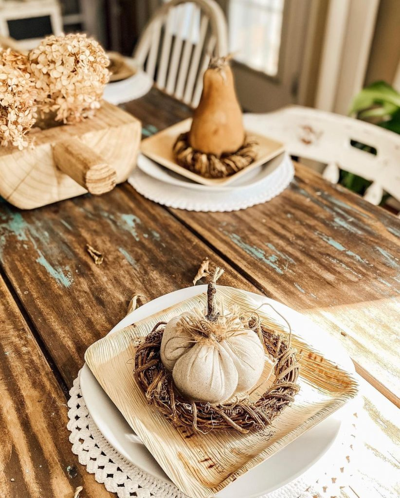100 Thanksgiving Decoration Ideas Stylize Your Home With Fall Accents 77