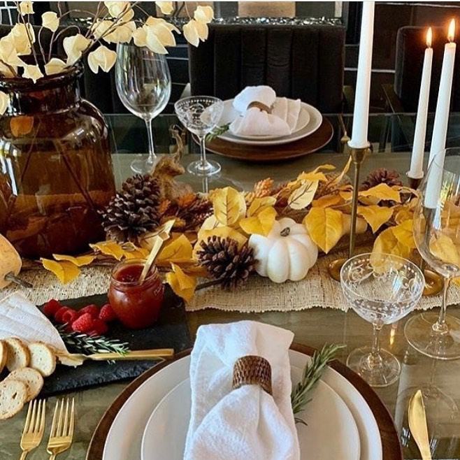 100 Thanksgiving Decoration Ideas Stylize Your Home With Fall Accents 84