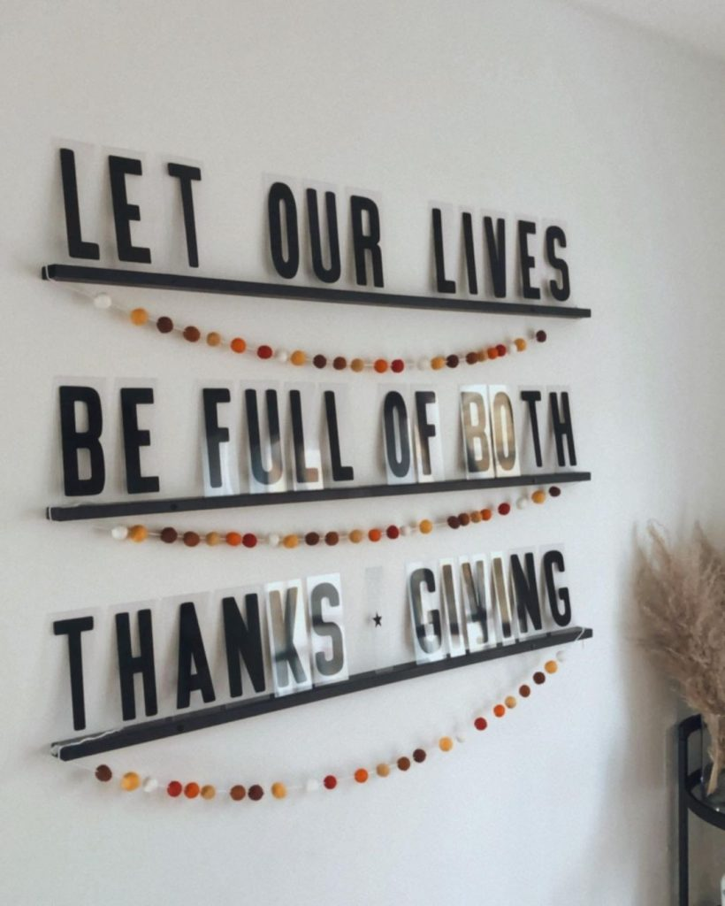 100 Thanksgiving Decoration Ideas Stylize Your Home With Fall Accents 85