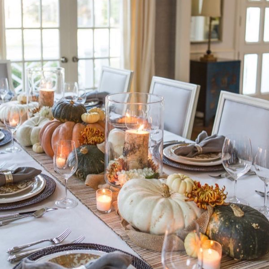 100 Thanksgiving Decoration Ideas Stylize Your Home With Fall Accents 87