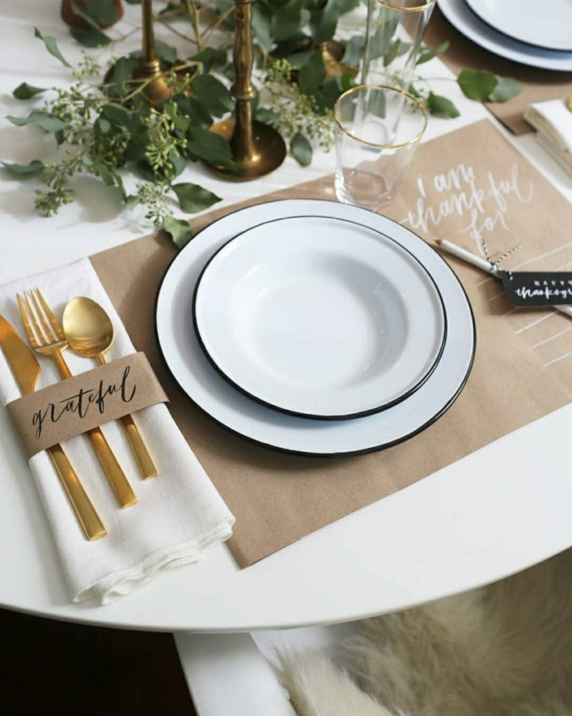 100 Thanksgiving Decoration Ideas Stylize Your Home With Fall Accents 89