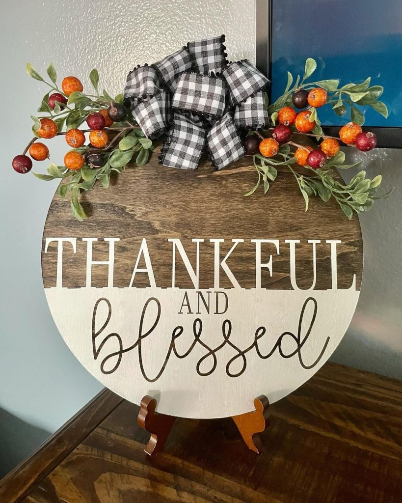 100 Thanksgiving Decoration Ideas Stylize Your Home With Fall Accents 92