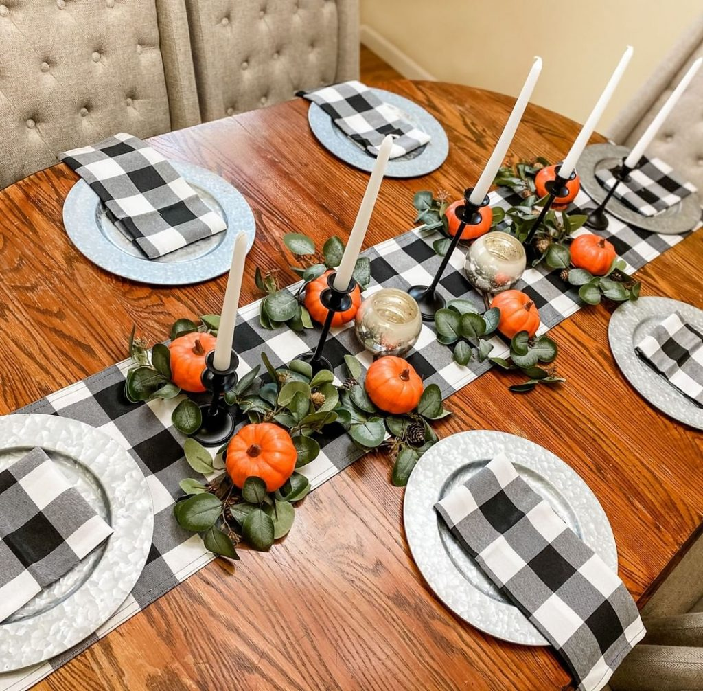 100 Thanksgiving Decoration Ideas Stylize Your Home With Fall Accents 95