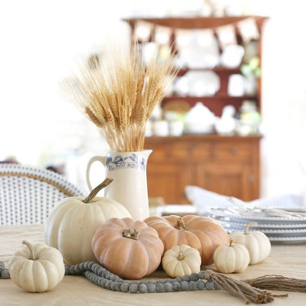 100 Thanksgiving Decoration Ideas Stylize Your Home With Fall Accents 97