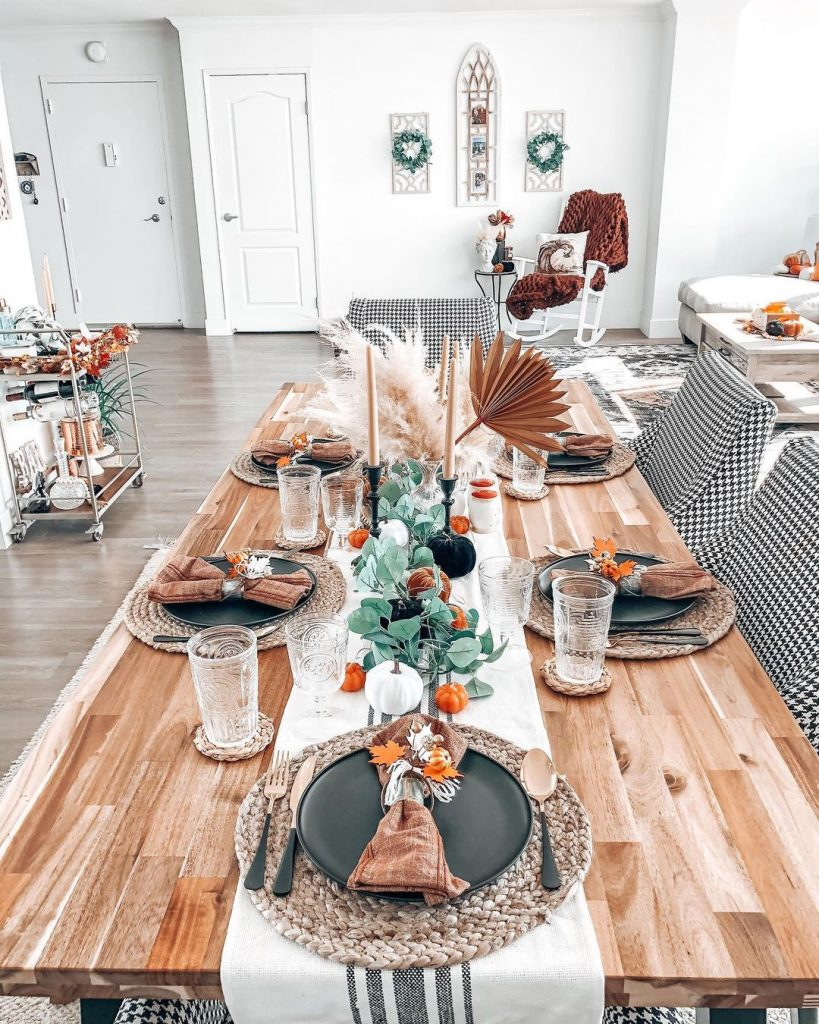 100 Thanksgiving Decoration Ideas Stylize Your Home With Fall Accents 98