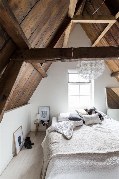 Amazing Attic Bedroom Ideas On A Budget 05