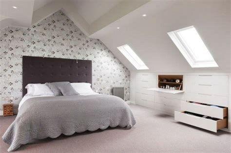 Amazing Attic Bedroom Ideas On A Budget 07
