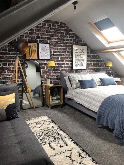 Amazing Attic Bedroom Ideas On A Budget 09