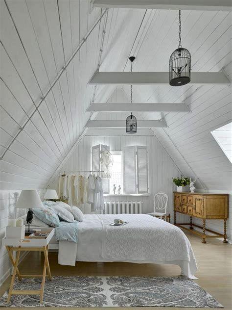 Amazing Attic Bedroom Ideas On A Budget 11
