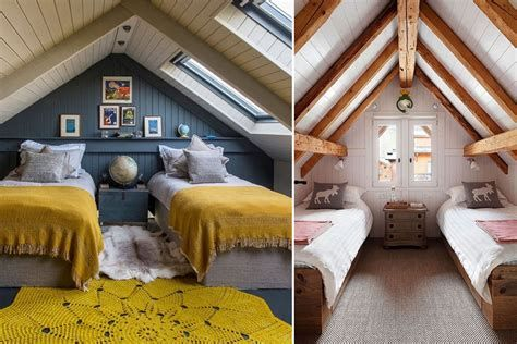 Amazing Attic Bedroom Ideas On A Budget 14