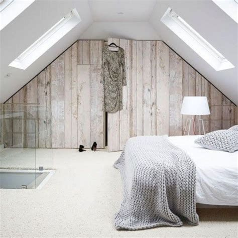 Amazing Attic Bedroom Ideas On A Budget 16