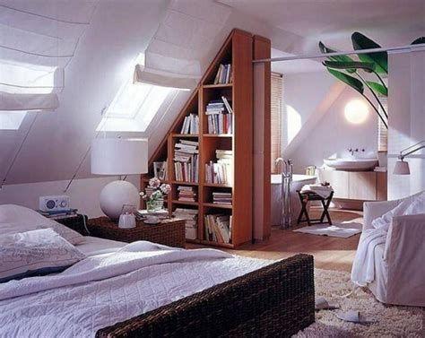 Amazing Attic Bedroom Ideas On A Budget 26