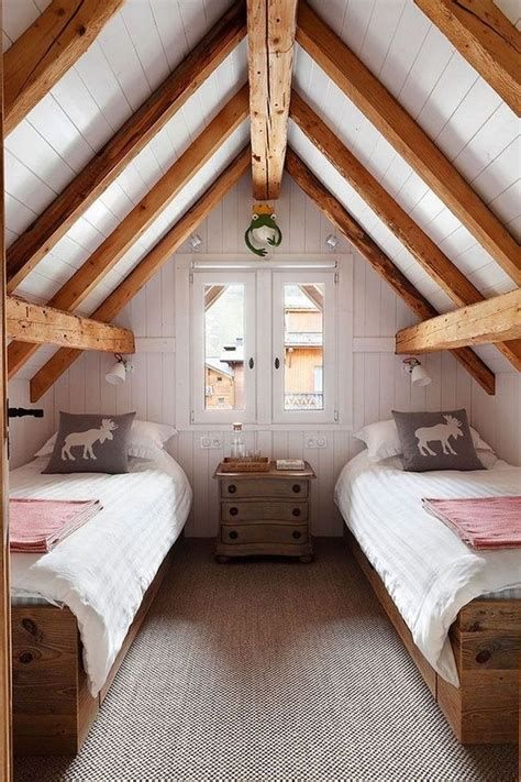 Amazing Attic Bedroom Ideas On A Budget 37