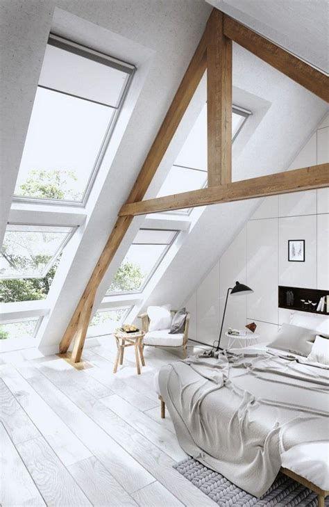 Amazing Attic Bedroom Ideas On A Budget 39